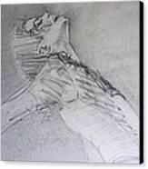 A Breath Canvas Print by Hitomi Osanai