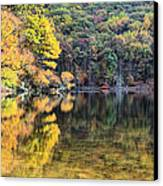 A Bright Spot Canvas Print by JC Findley