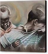A Day To Remember Canvas Print by Oyoroko Ken ochuko
