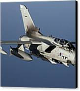 A Panavia Tornado Gr4 Of The Royal Air Canvas Print by Gert Kromhout