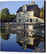 Abbotts Mill Canvas Print by Brian Wallace