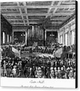 Abolition Convention, 1840 Canvas Print by Granger