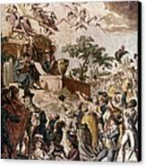 Abolition Of Slavery, 1794 Canvas Print by Granger