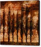 Absolution Canvas Print by Brett Pfister