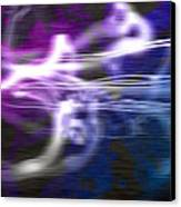 Abstract Artwork Canvas Print by Victor Habbick Visions