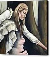 Across Canvas Print by Jacque Hudson