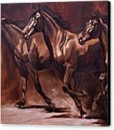 Advance Canvas Print by JQ Licensing