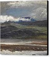 After Rain Canvas Print by Henry Moore