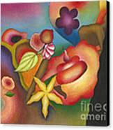 Altar Of Womanly Wisdom Canvas Print by Mucha Kachidza