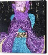 Althea Survives Canvas Print by Annette McElhiney