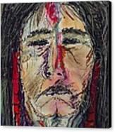 Ancient One Canvas Print by Nashoba Szabol