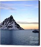 Antarctica Canvas Print by Karen Kean