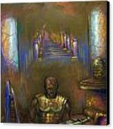 Armor Of God Canvas Print by Tommy  Winn