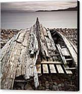 Badentarbet Bay The Coigach Scotland Canvas Print by John Potter