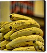 Bananas Canvas Print by Paul Ward