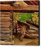 Better Days Canvas Print by Charles Warren
