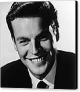 Between Heaven And Hell, Robert Wagner Canvas Print by Everett