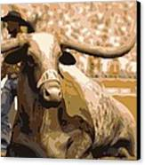 Bevo Color 16 Canvas Print by Scott Kelley
