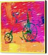 Bike 1a Canvas Print by Mauro Celotti