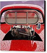 Blown Canvas Print by Alan Hutchins