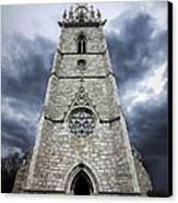 Bodelwyddan Church Canvas Print by Meirion Matthias
