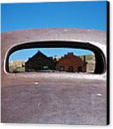 Bodie Ghost Town I - Old West Canvas Print by Shane Kelly