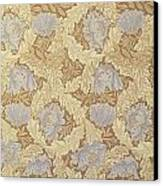 Bower Wallpaper Design Canvas Print by William Morris