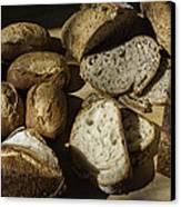 Bread Canvas Print by Michael Wessel