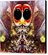 Bug Eyes Canvas Print by Skip Nall