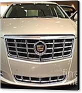 Cadillac . 7d9560 Canvas Print by Wingsdomain Art and Photography