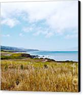 California Pacific Coast Highway - Forever Summer  Canvas Print by Artist and Photographer Laura Wrede