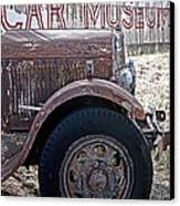 Car Museum Canvas Print by Tony Grider