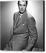 Cary Grant, Ca. 1940s Canvas Print by Everett