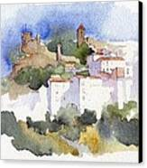 Casares 1 Canvas Print by Stephanie Aarons