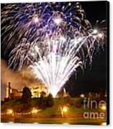 Castle Illuminations Canvas Print by John Kelly