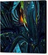 Certain Inner Peace Fx  Canvas Print by G Adam Orosco