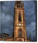 Church Of Our Lady - Liverpool Canvas Print by Yhun Suarez