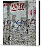 Citymarks Berlin Canvas Print by Roberto Alamino
