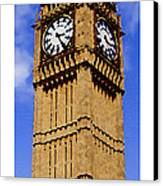 Citymarks London Canvas Print by Roberto Alamino