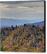 Clingman's Dome IIi Canvas Print by Charles Warren