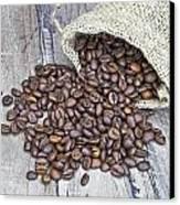 Coffee Beans Canvas Print by Joana Kruse