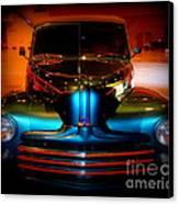 Collector Car Canvas Print by Susanne Van Hulst