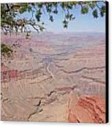 Colorado River Grand Canyon National Park Usa Arizona Canvas Print by Audrey Campion
