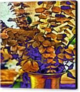 Colored Memories Canvas Print by Madeline Ellis