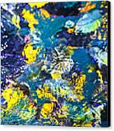 Colorful Tropical Fish Canvas Print by Elena Elisseeva