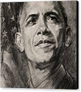 Commander-in-chief Canvas Print by Ylli Haruni