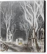 Communion 2 Canvas Print by Carla Carson