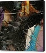 Composition Canvas Print by Margit Ilika