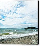 Constant Canvas Print by Artist and Photographer Laura Wrede