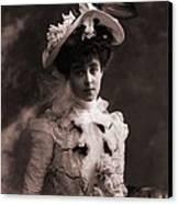 Consuelo Vanderbilt 1877-1964 Canvas Print by Everett